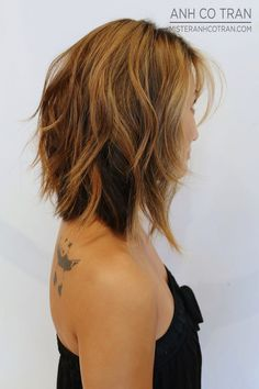 A FRESH SUMMER STYLE AT RAMIREZ|TRAN. Cut/Style: Anh Co Tran. Appointment inquiries please call Ramirez|Tran Salon in Beverly Hills: 310.724.8167