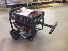 2017 Briggs and Stratton Portable Elite Generator for sale in Sims, NC