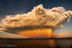 Las mejores fotos de la hermosa pero terrorífica explosión del volcán Calbuco que te harán sentir respeto, miedo y fascinación