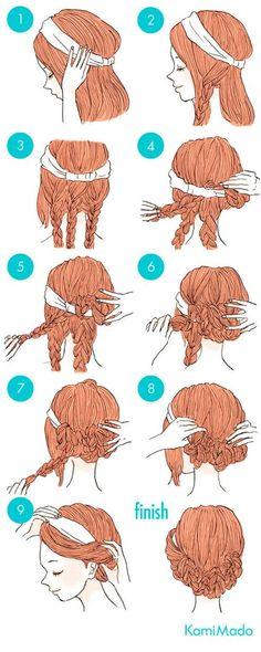 39 maneras de hacer peinados para mujeres con pelo largo (FOTOS)