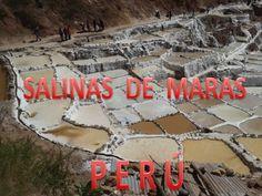 En el Valle Sagrado de los Incas se encuentran las Salineras de Maras. Es uno de los tres atractivos del Distrito de Maras.  Los otros dos son: * la zona arqueológica de Moray (centro de investigación agrícola incaico) * la Iglesia de San Francisco de Asís. El Distrito de Maras se está ubicado dentro de la Provincia de Urubamba en el Departamento de Cuzco en Perú.