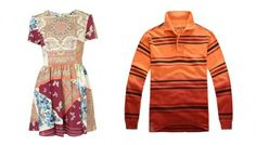 Patterns and stripes are must-haves for your back to school shopping list.