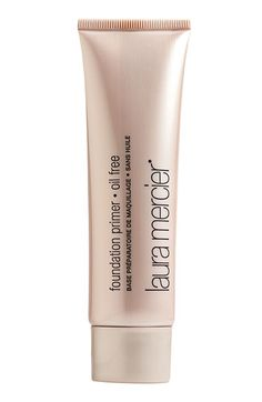 This is by far the best primer product I've ever used! I put it on each morning before my make up. It protects my skin from foundation and lasts all day long! Sometimes I just wear it without makeup to product my face from UV rays. A little goes a long way! You can find this at Sephora, Ulta, or online. - Erin Hunt