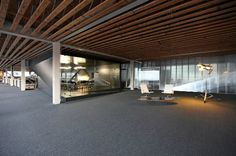 Obscura Digital HQ Office by IwamotoScott Architecture 2 500x332 Obscura Digital HQ