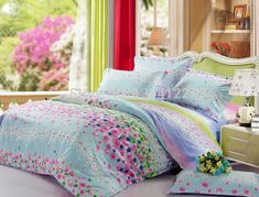 Find More Bedding Sets Information about Plant price comfortable fresh summer delicate cotton bedding set,High Quality Bedding Sets from Amymoremore mall on Aliexpress.com