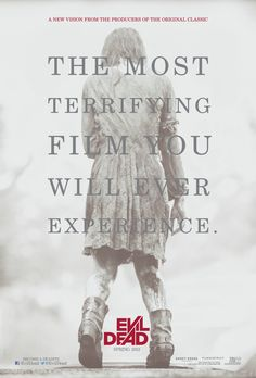 That is a boastful tagline, but judging by the trailer, it may be true.