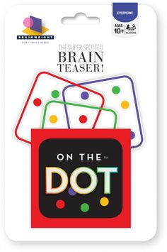 Amazon.com: On The Dot Game: Toys & Games