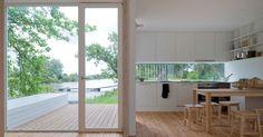 Treehouse - modular prefab houses