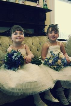 Princess Bridesmaids.