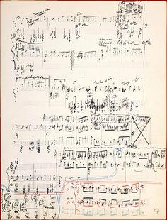 Stravinsky - Partition Sacre du printemps