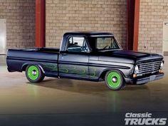 1967 Ford F-100 - Classic Trucks Magazine