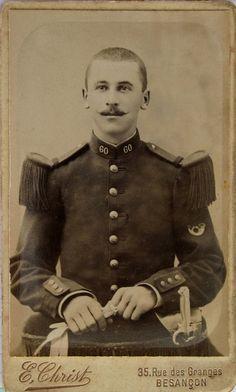 Jean Blanchard fusillé à Vingré le 4 décembre 1914