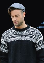 Listen to every Max Herre track @ Iomoio You are in the right place about pulli sitricken Mens Knit Sweater, Nordic Sweater, Sweater Jacket, Country Attire, Big Knits, Knitting Designs, Knitting Patterns, Men Looks, Wool Sweaters