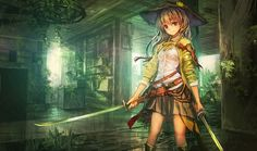 Anime Drawing - 50 Examples of Anime Digital Art | Art and Design