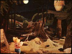 stereomat_slides_02 (iiyyyii) Tags: film night forest bears owl slides vintagetoy vintageslides stereomat