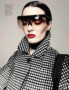 Glossy Newsstand: VOGUE SPAIN MAY 2013