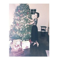 Photos: Disney Stars Celebrating Christmas & Sending Everyone Nice Holiday Messages December 25, 2014
