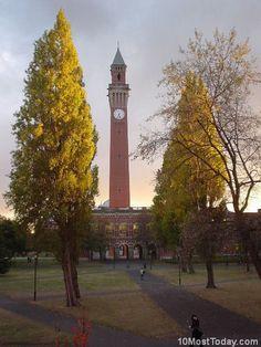 El viejo Joe, Universidad de Birmingham, Reino Unido