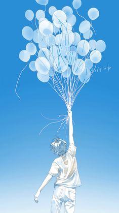 Couple Wallpaper, Pastel Wallpaper, Manga Watercolor, Character Illustration, Illustration Art, Character Art, Character Design, Sad Art, Cool Animations