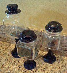 DIY Apothecary Jars ~ so simple & so cute!