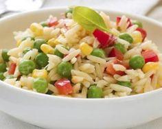 Riz printanier léger aux petits légumes : http://www.fourchette-et-bikini.fr/recettes/recettes-minceur/riz-printanier-leger-aux-petits-legumes.html
