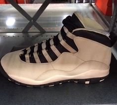 Our First Look At The Air Jordan 10 GG Pure Platinum