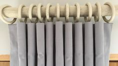 How to make Cartridge Pleat Curtains Tutorial by SewHelpful. http://www.sew-helpful.com/curtain-lined-cartridge-pleat-index.php