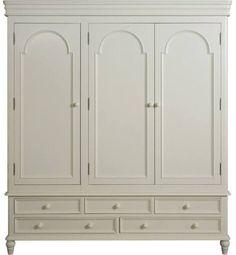victorian 3 door cupboard