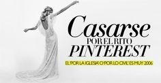 Casarse por el rito Pinterest