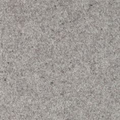 Wool felt light grey melange - Stoff & Stil