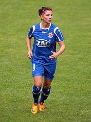 Jessica Wich – Bayer 04 Leverkusen u.a.
