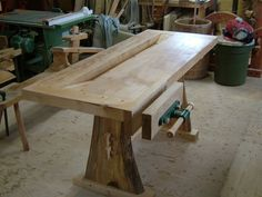 Bodgers Workbench - by bearriverbodger @ LumberJocks.com ~ woodworking community