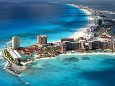 Cancun our destination for 20 yr. wedding anniversary 2012