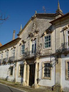 Palácio Lemos Sotto Mayor, Condeixa. Portugal, Watercolor Journal, Portuguese, Facade, Sketch, Windows, Urban, Mansions, House Styles