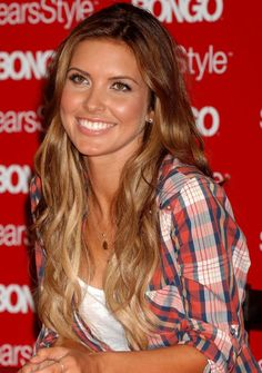 The Hair Stylist Blog: Audrina Patridge Goes Blonde... What do you think?