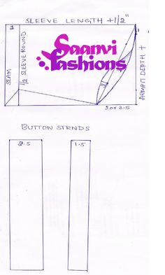 How to Stitch a Churidar Step-by-Step With Pictures ...