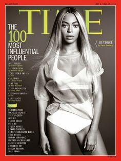 MyMy .. The No Feminist Blog: Beyonce en couverture du TIME Magazine (100 Most I...