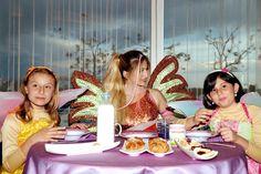 A tavola c'è più gusto con le colazioni magiche e il winx menù!