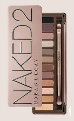 Urban Decay Naked2 Palette.... I want this for Christmas or my birthday! I LOVE the Naked 3...
