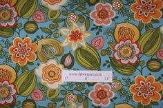 Mill Creek Raymond Waites Gomer-Terrace Printed Polyester Outdoor Fabric in Blue $8.95 per yard
