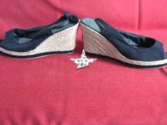 ПРЕДЛАГАМ ВСИЧКИ ОБУВКИ И САНДАЛИ  ЗА ПО 15 ЛВ. БРОЙКАТА. Espadrilles, Wedges, Shoes, Fashion, Espadrilles Outfit, Moda, Shoe, Shoes Outlet, Fashion Styles