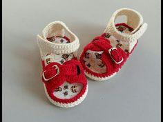 Booties Crochet, Crochet Baby Sandals, Crochet Baby Boots, Crochet Shoes, Crochet Slippers, Baby Booties, Baby Slippers, Baby Socks, Crochet Stitches