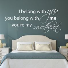 THE LUMINEERS 'Ho Hey' Song Lyrics Wall Decal - sticker vinyl quote words song on Etsy, $24.99