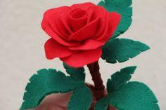 A Rosa by Mundo Feltro