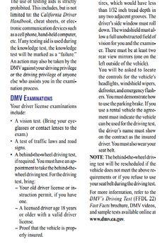 California Dmv Online Practice Test  Dmv Test