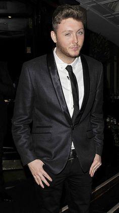 James Arthur is the X-Factor's winner.