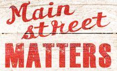 Main Street Matters -- benjamin moore