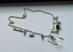 Dean Winchester charm necklace