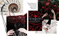 """Heartless"" book review by Marissa Meyer."