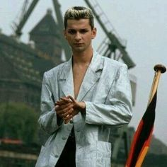 depechemodeland:#DepecheMode #davidgahan #davegahan #germany #Deutschland #devotee
